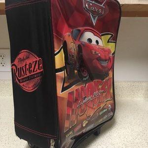 Disney Pixar CARS Kids luggage